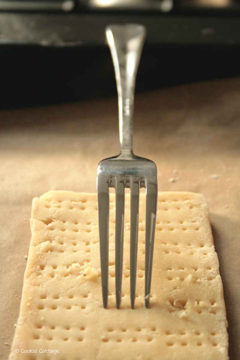 Shortbread recept