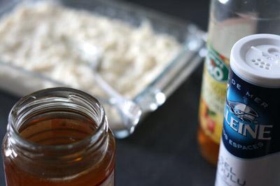 ingrediënten zuivelvrije ricotta