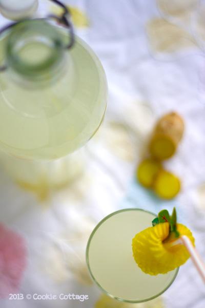 Kan en glas met gemberbier