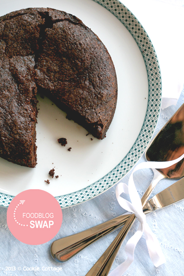 kladdkaka: zweedse chcocoladecake