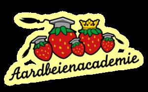 Logo van de aardbeienacademie