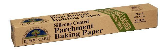parchment paper - bakpapier natuurwinkel