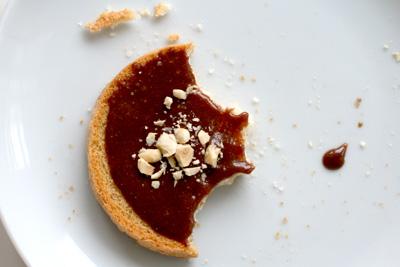 Beschuitje Homemade nutella zonder zuivel