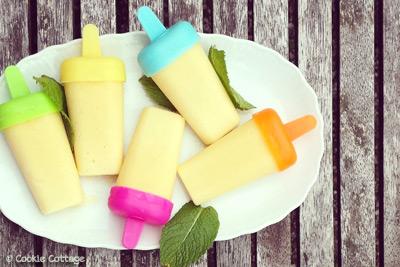 mango ijslollies
