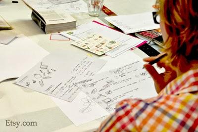 workshop recepten illustreren