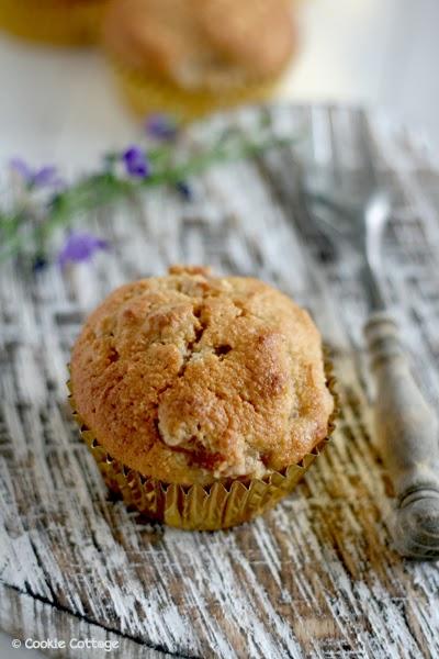 glutenvrije appel-kaneel muffins