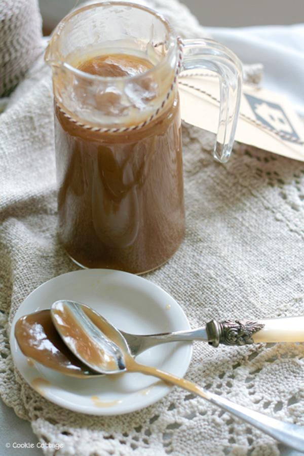 zuivelvrije dulce de leche