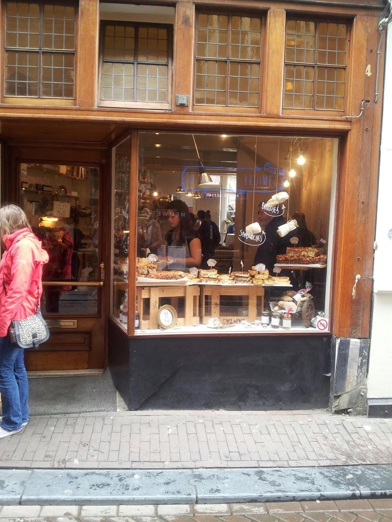 De laatste Kruimel in Amsterdam