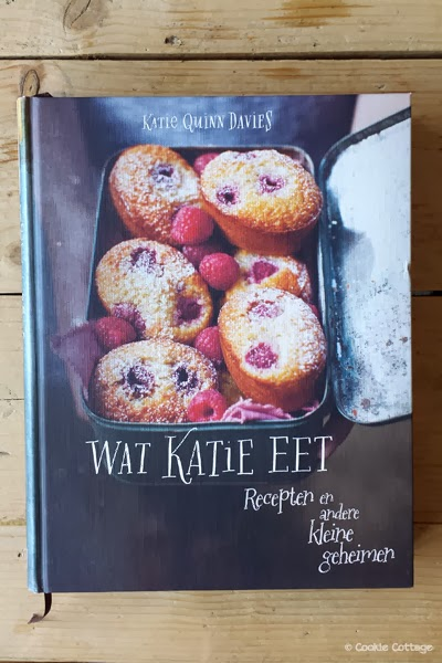 Cover kookboek 'wat katie eet': recepten en andere kleine geheimen