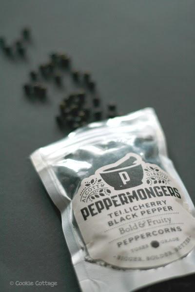 Peppermongers peperkorrels