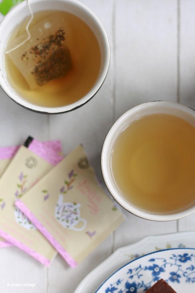 Calming tea - English tea shop