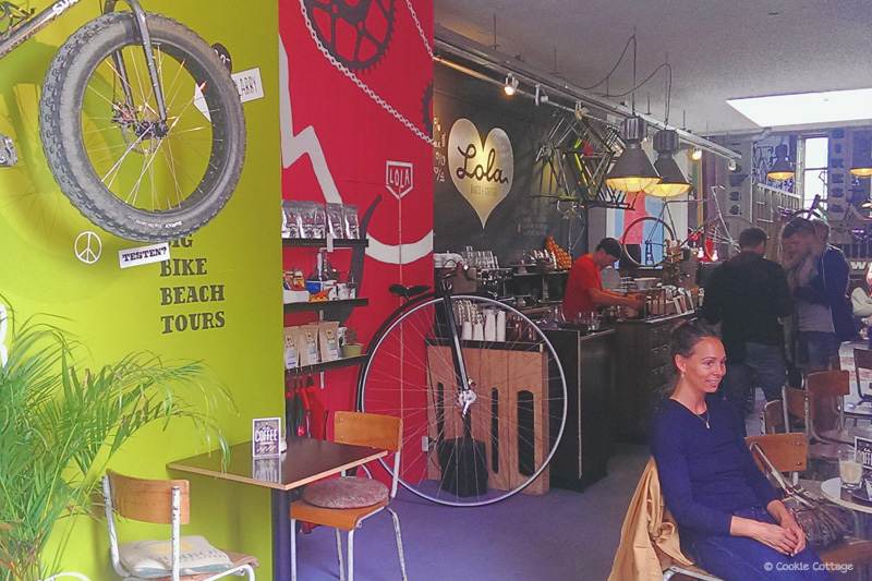 Lola bikes & coffee - Den Haag