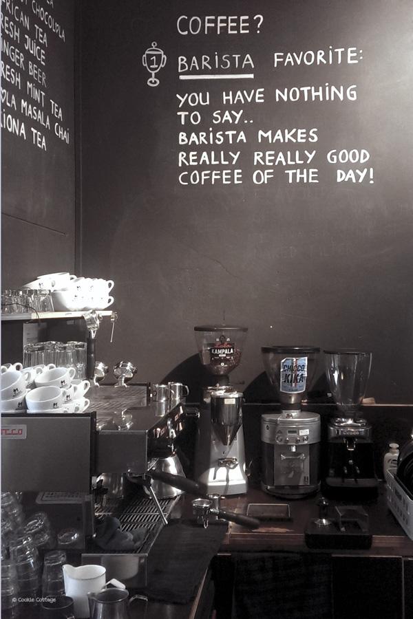 Koffie of slow coffee voor elke smaak iets lekkers!
