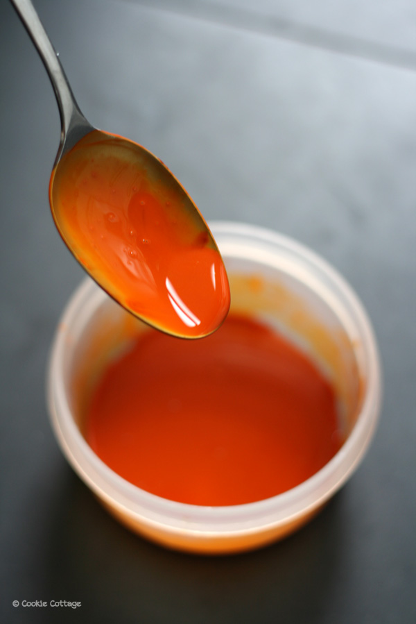 Oranje kleurstof