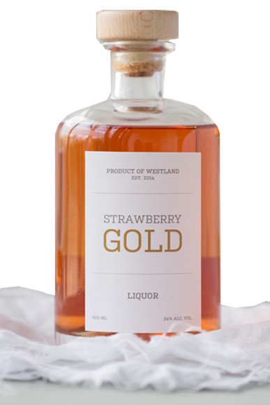 Strawberry gold van niven kunz