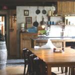 keuken in de Bettinehoeve