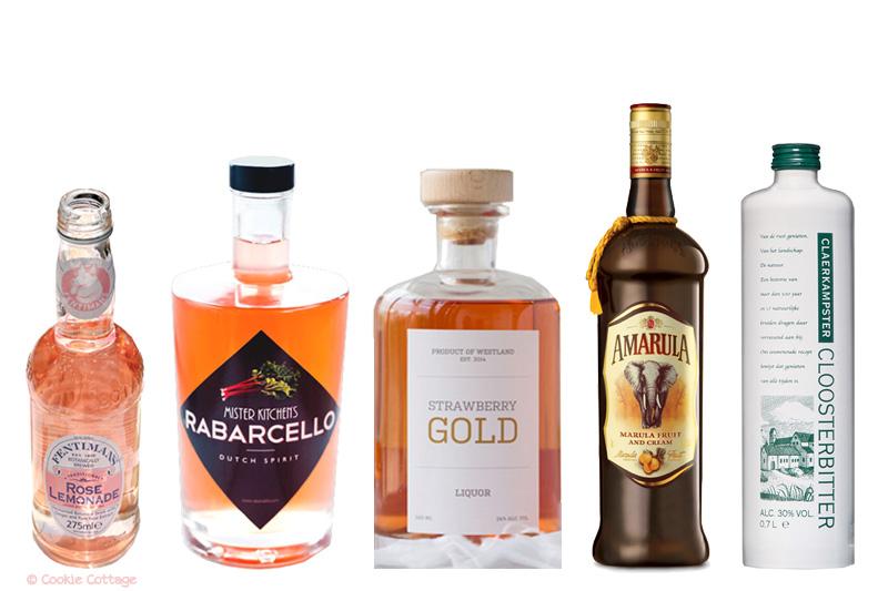 Top 5 zomerdrankjes 2014