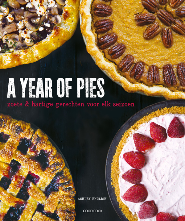 A year of Pies van Ashley English