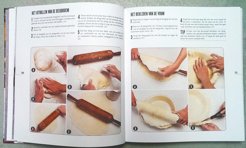 Deeg maken voor een pie - uit a year of pies van ashley english