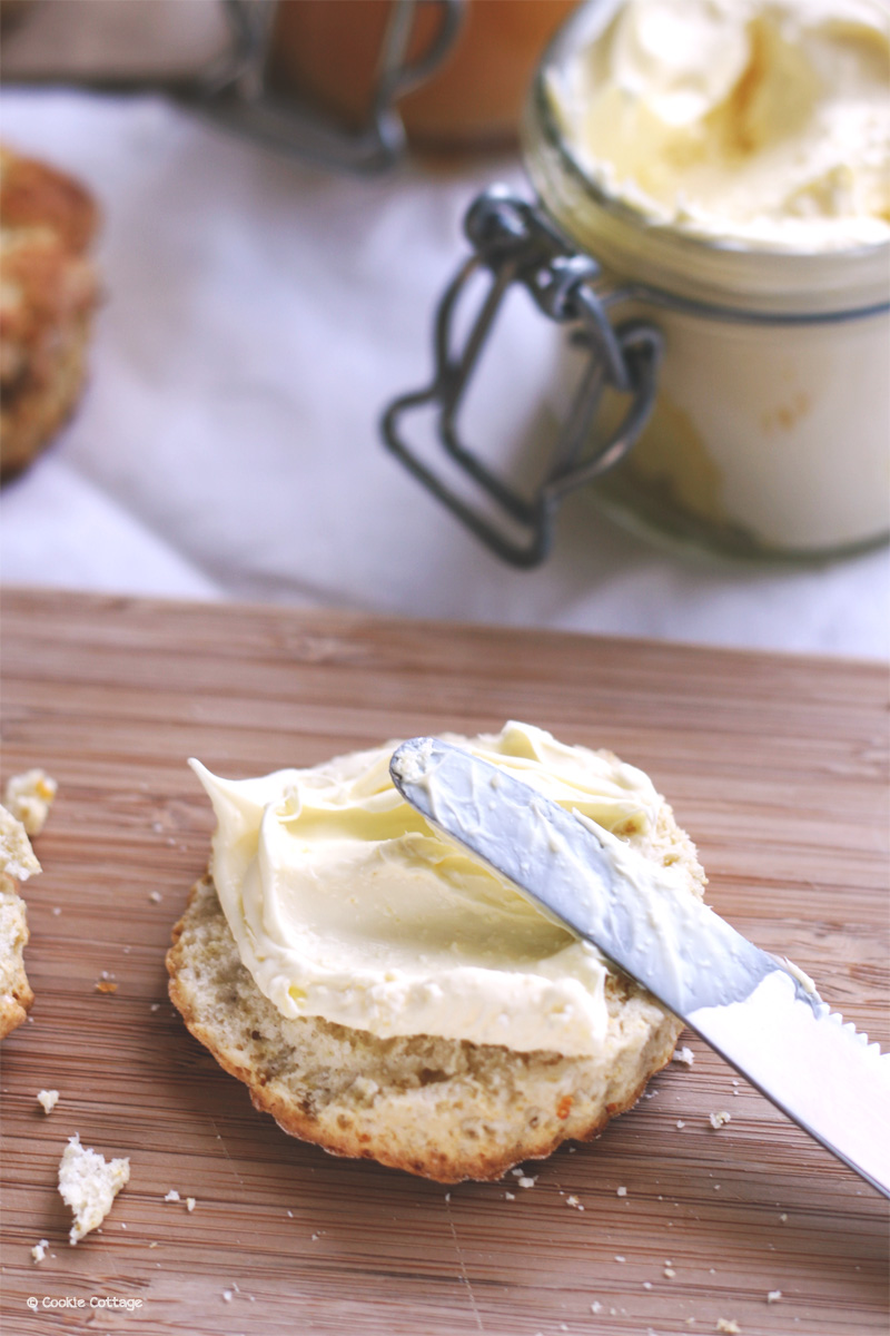 Engelse Scones met clotted cream