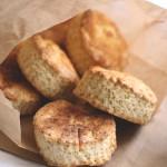 Recept voor Engelse scones met clotted cream