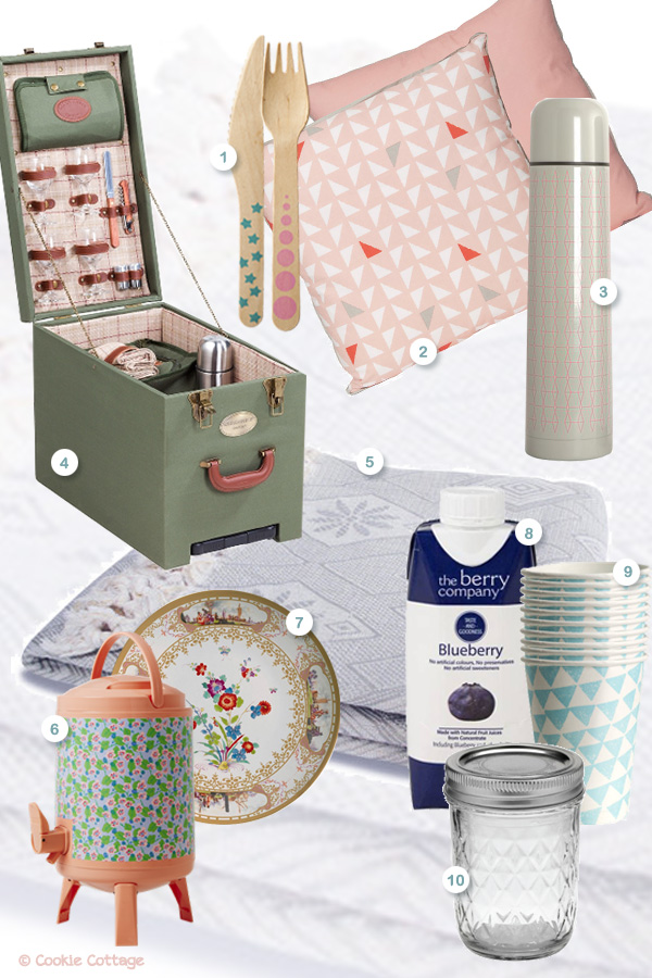 picknick styleguide