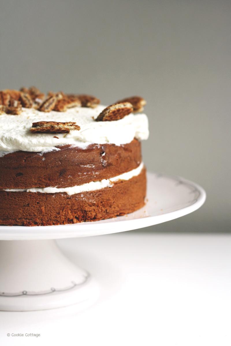 Oud-Hollandse stroopwafelcake met een twist