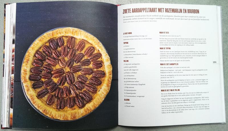 zoete aardappeltaart met rozemarijn en bourbon uit a year of pies van ashley english