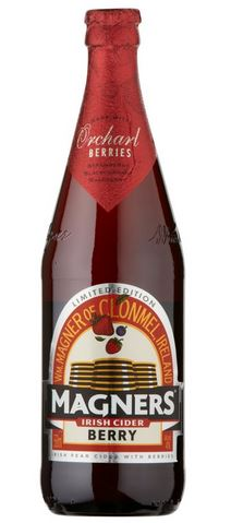 Magners berry cider