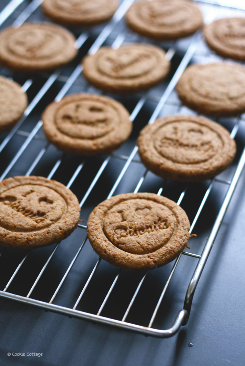 Suikervrije en tarwevrije koekjes