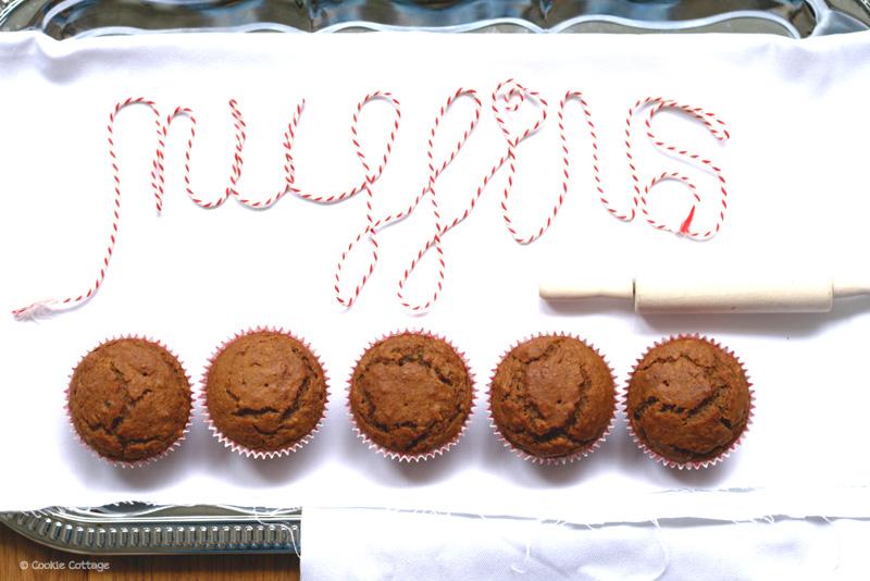 Ontbijtmuffins - Muffins met havermout en dadesls