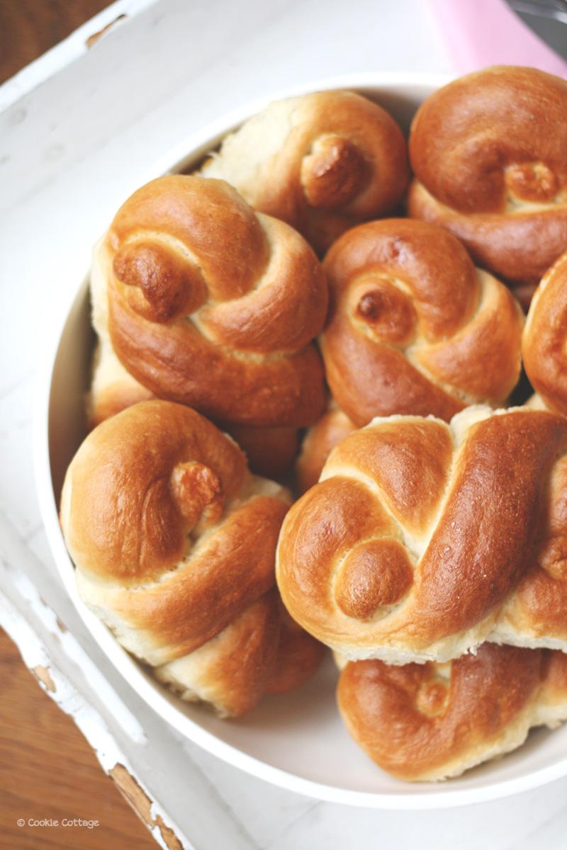 Vlechtbroodjes naar recept van Robèrt van Beckhoven