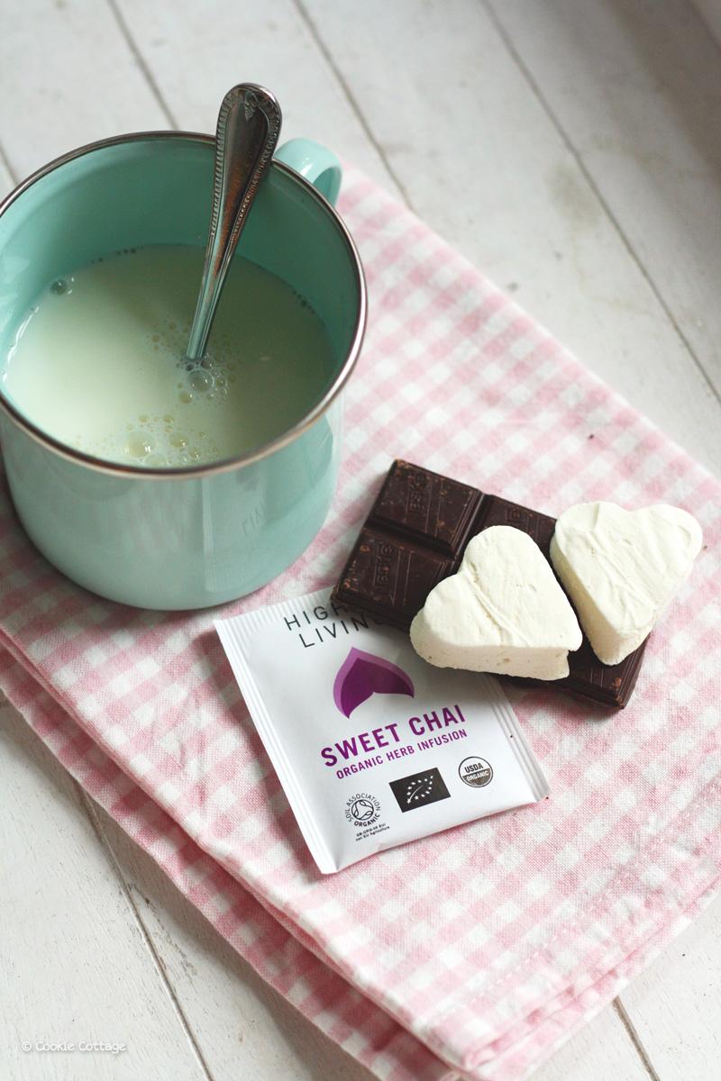 ingrediënten chocolademelk