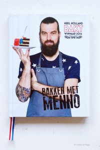 Bakken met Menno - kookboek cover
