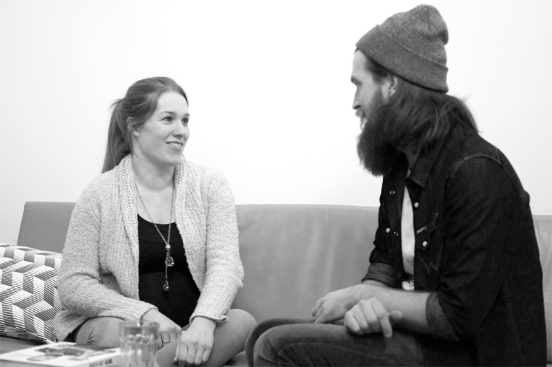 kort interview met Menno de Koning - bakken met Menno