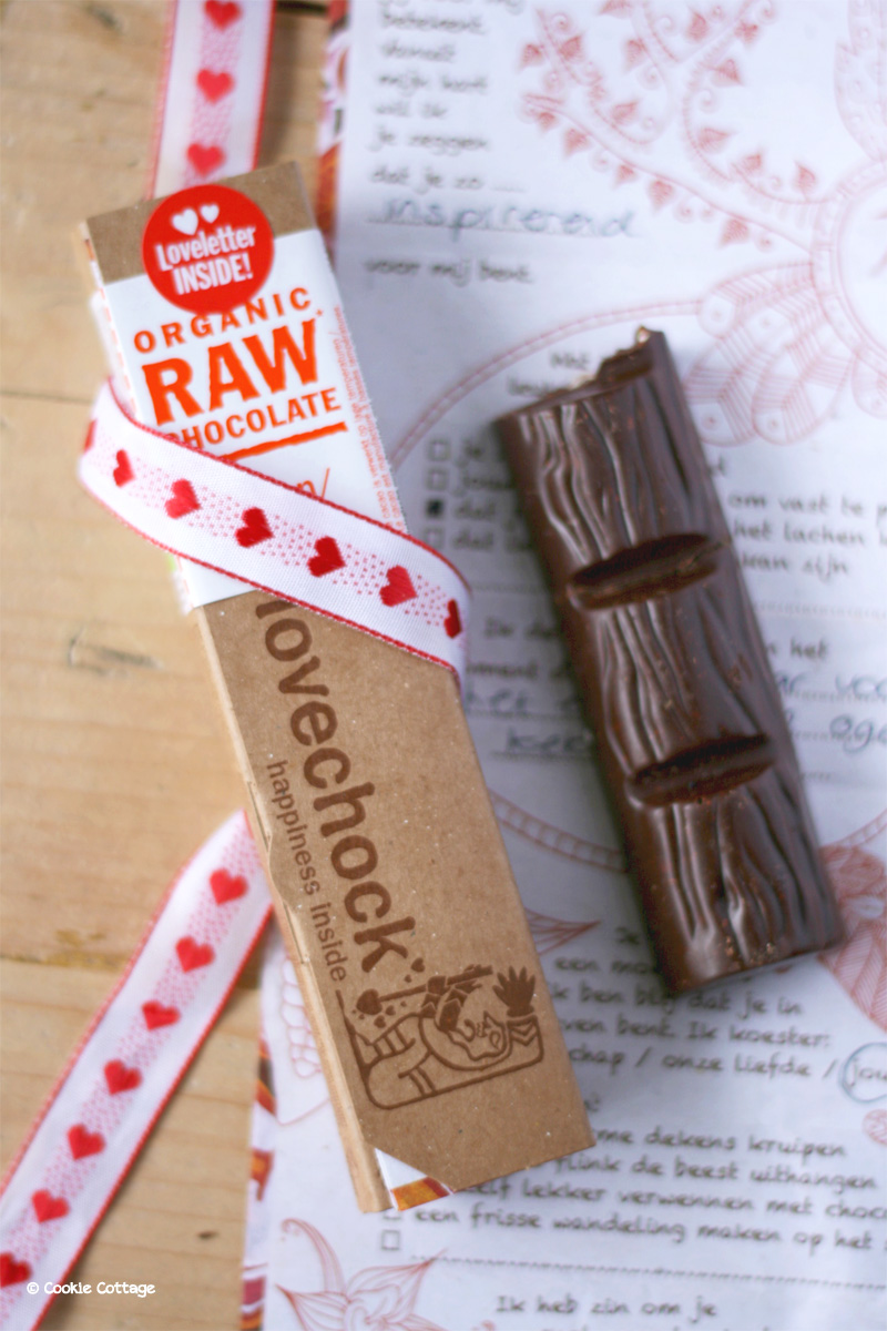 Lovechock raw chocolate