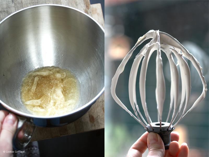 gelatinepoeder voor het maken van marshmallows