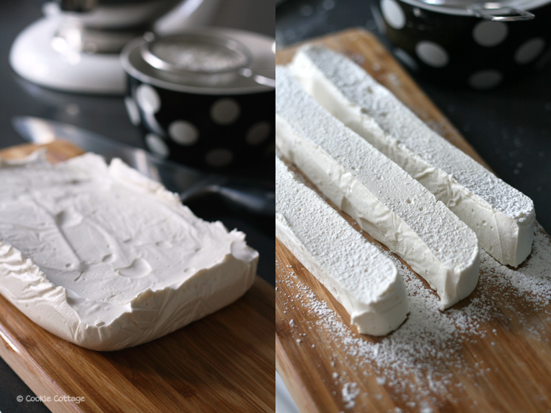 Marshmallows zelf maken