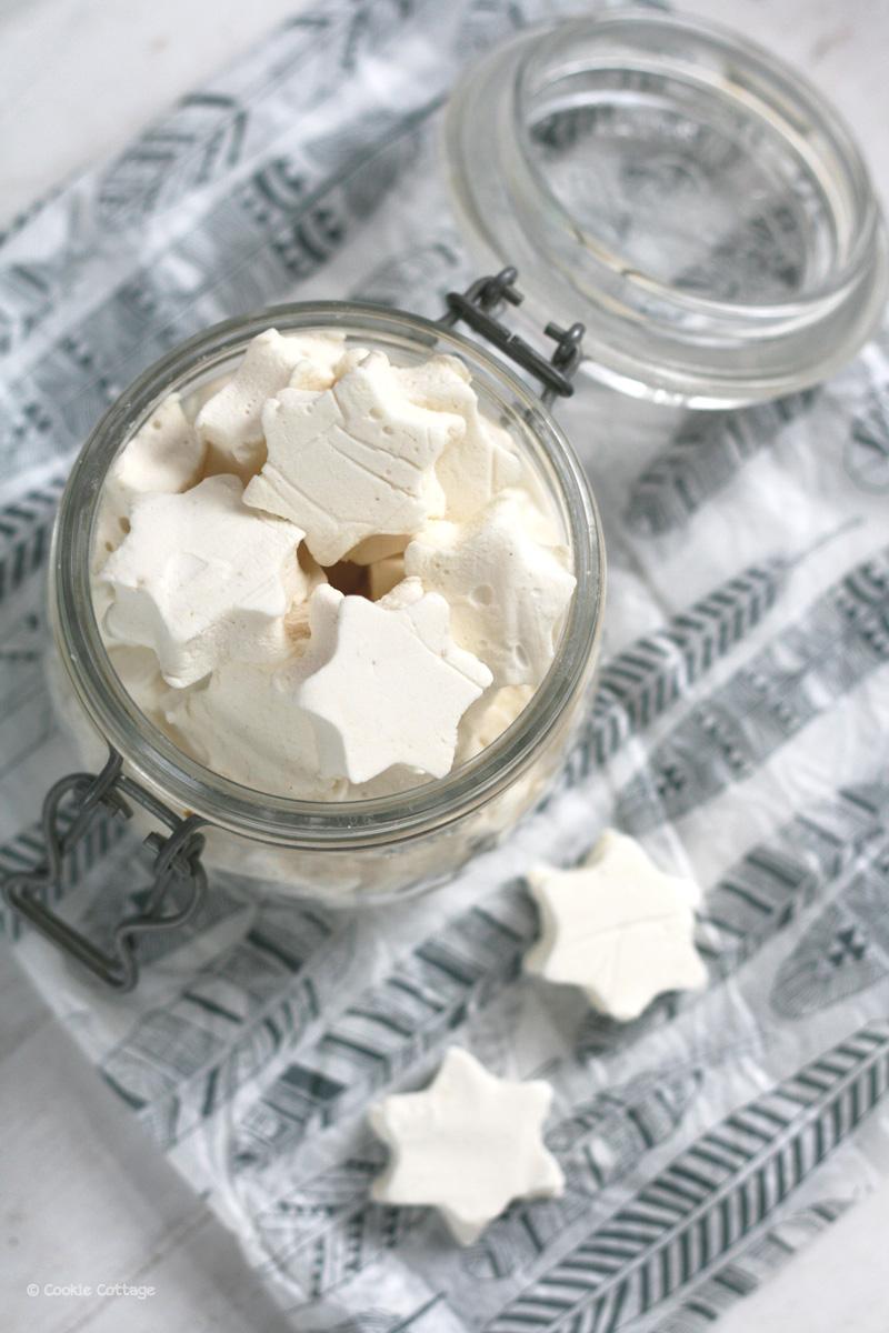 Marshmallow sterren