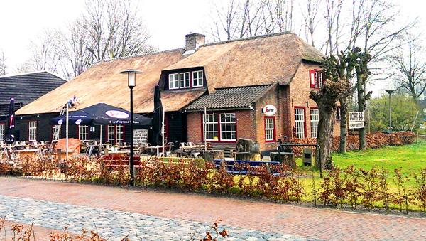 Restaurant Loft 88 Utrecht
