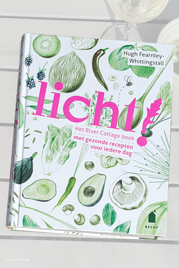 kookboek Licht! van Hugh Fearnly-Whittingstall