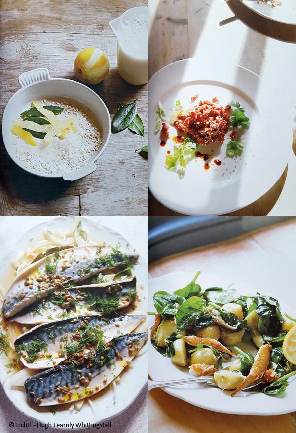 kookboek Licht! van Hugh Fearnly-Whittingstall