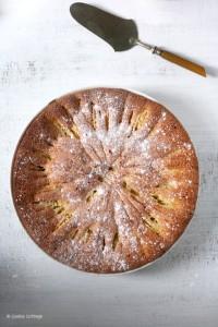 Recept luchtige appelcake