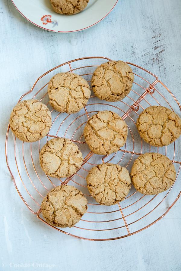 Gemberkoekjes recept voor het maken van gemberkoekjes