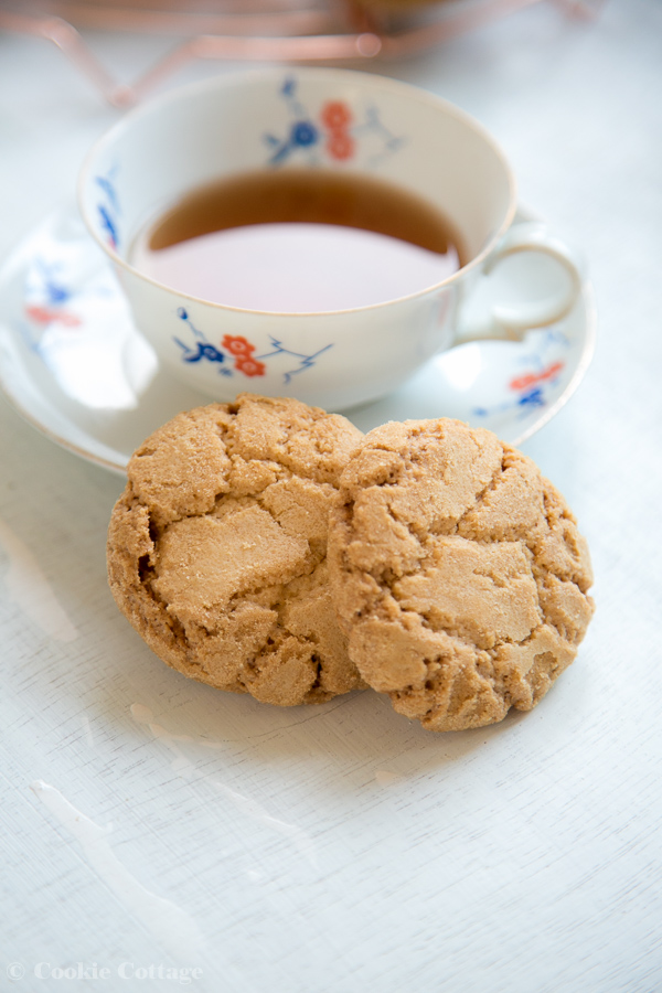 Grantham gingerbread biscuits
