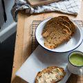 soda bread lactosevrij recept